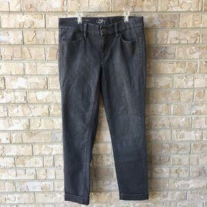 Ann Taylor Loft Modern Skinny Ankle Jeans 26 2